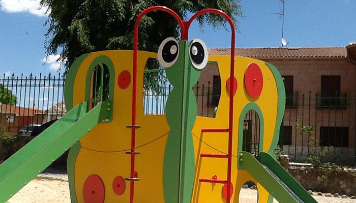 Equipamiento de parques infantiles, Krealia