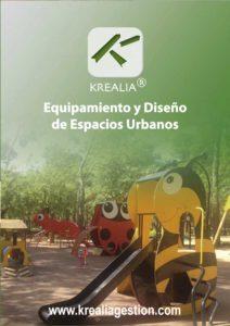 Creación y diseño de espacios urbanos - Catálogos - Krealia Gestión