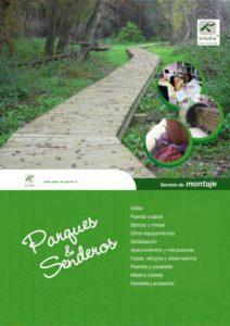 Parques y senderos - Catálogo - Krealia Gestión