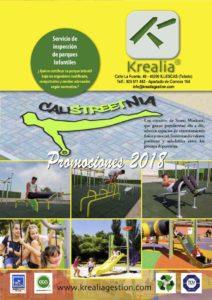 Promociones 2018 - Catálogos - Krealia Gestión