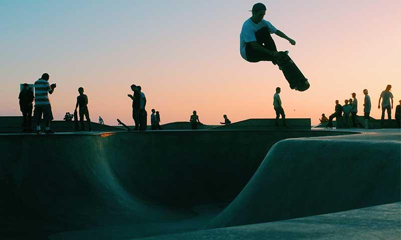 ¿Conoces los beneficios de practicar Skate?