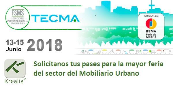 TECMA 2018 Krealia Gestión