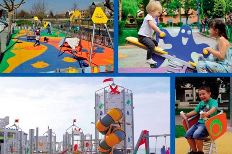 Jugar En Parques Y Jardines Es Bueno Para Nuestros Hijos Y Te Damos