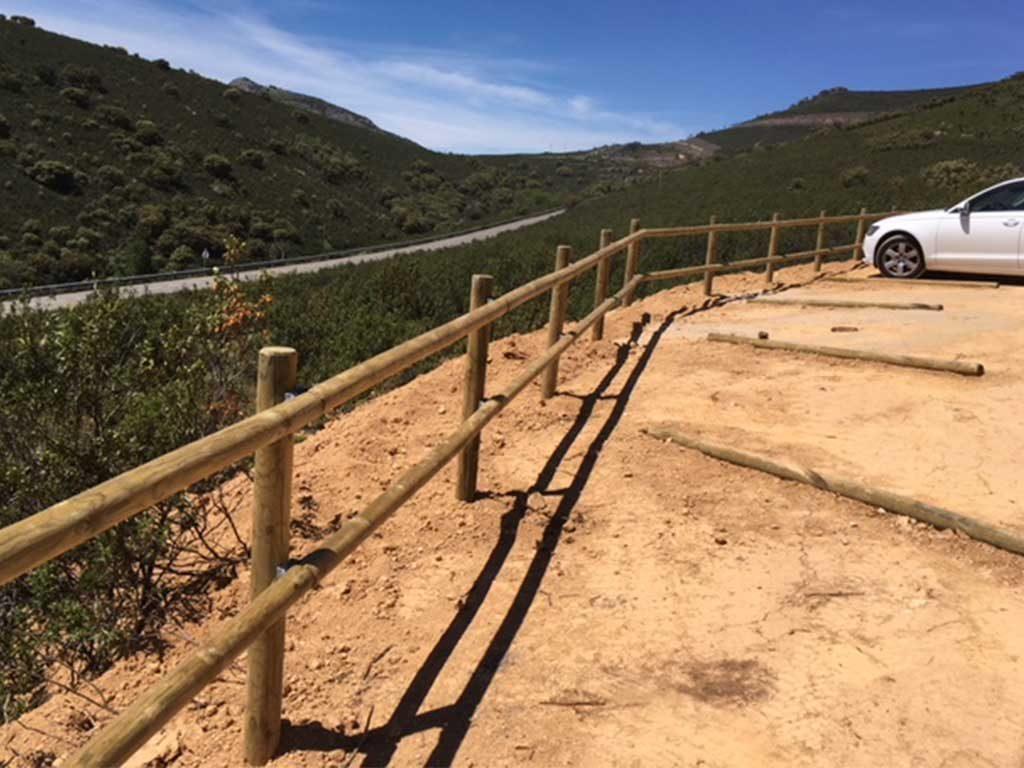 Mirador paisajistico de Navalucillos