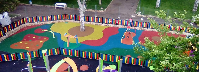 Parque infantil de Krealia