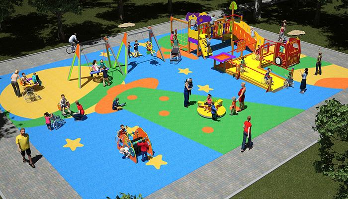 Parques de integración, Krealia Gestión
