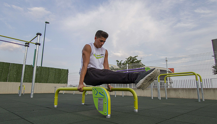 Street workout krealia