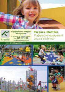 Parques Infantiles - Catálogos - Krealia Gestión