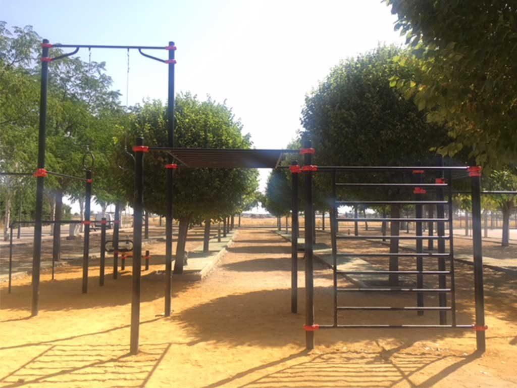 Parque de Calistenia en Almagro