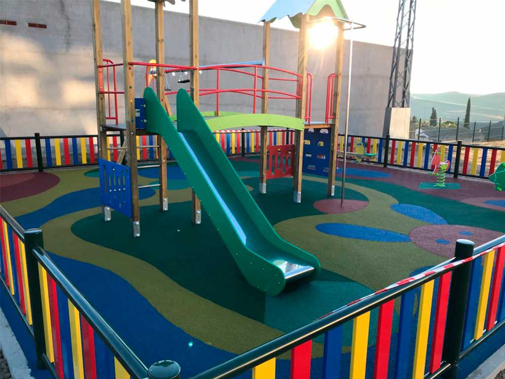 Parque infantil CARPIO de Tajo