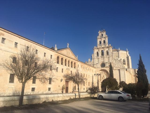 Monasterio Santa María de la Vid en Burgos